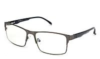 Очки для компьютера Blue Blocker из металла, очки компьютерные, в стальной оправе, мужские, Verse, фото 1