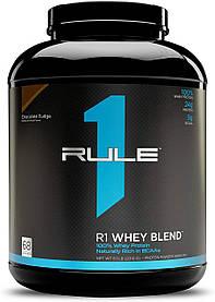 Протеїн Rule One Proteins R1 Whey Blend (2270g) 68serv.