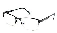 Очки для компьютера Blue Blocker из металла, очки компьютерные, в чёрной оправе, мужские, Verse, фото 1