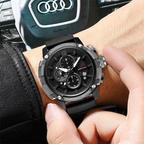 Часы наручные мужские Megalith 8231M All Black