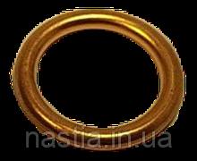 Металевий ущільнювач 3/8 для клапана бойлера 16,5x21,7x2,7