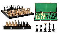 Шахматы 3166 BESKID коричневые 49x23x5см (король-110мм)