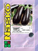 Семена баклажана Надир 1000 сем. Nasko