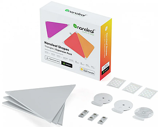 Дополнительные панели Nanoleaf Shapes Triangles Expansion Pack - 3 шт.