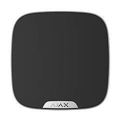 Бездротова внутрішня сирена Ajax StreetSiren DoubleDeck black