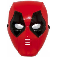 Маска Дедпул червона Deadpool mask