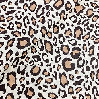 """Отрез ткани Польская хлопковая ткань """"Леопард"""" 260х160см"""