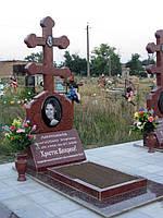 Крест на могилу № 801