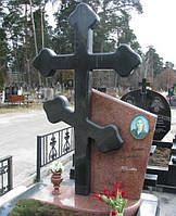 Крест на могилу № 807