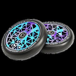 Колеса OATH Bermuda 120мм x 26мм - Blue/Purple/Titanium