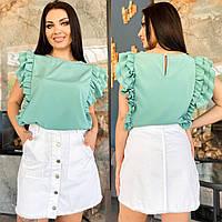 """Блузка жіноча Розміри: 50-52,54-56 """"LARA-2"""" недорого від прямого постачальника idm950388"""