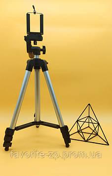 Штатив для камеры и телефона Tripod 3120 (35-102 см) с непромокаемым чехлом, трипод