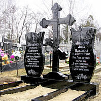 Крест на могилу № 821
