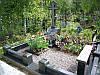 Крест на могилу № 827