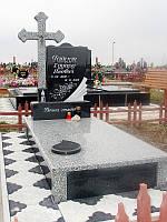 Крест на могилу № 831