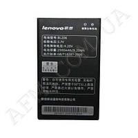 АКБ оригинал Lenovo BL206 A600e/  A630/  A630e 2500 mAh