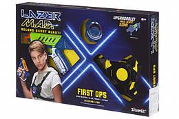 Лазерный пистолет с электронной мишенью, Silverlit Lazer M.A.D