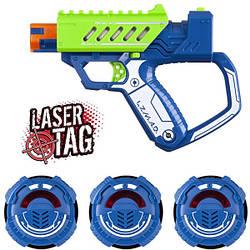 Лазерное оружие для детей Silverlit Lazer M.A.D Тренировочный набор