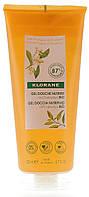Питательный гель для душа Klorane Апельсиновый цветок 200 мл
