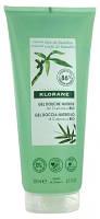 Питательный гель для душа Klorane с органическим бамбуковым соком купуасу 200 мл