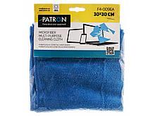 Мікрофібра PATRON F4-009EA (пакет 30х30 см) новий