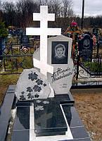 Крест на могилу № 849, фото 1