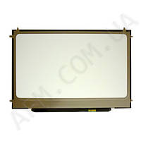 """LCD 15.4"""" LTN 154BT08 Тонкая/  Глянцевая/  ШлейфСправаВнизу/  ГоризонтальныеУшки- Крепления"""