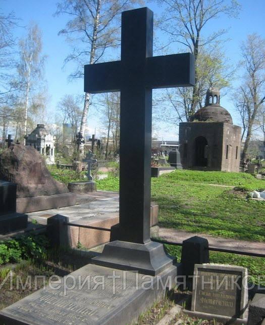 Крест на могилу № 855