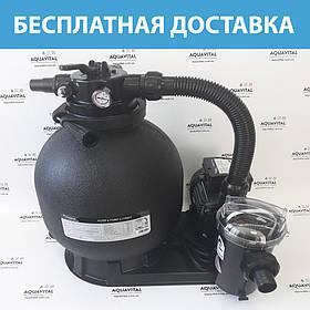 Фильтрационная установка Emaux FSP390–SD075; 8 м³/ч