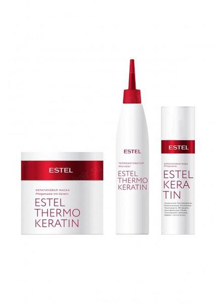 Thermokeratin Estel Набор для процедуры