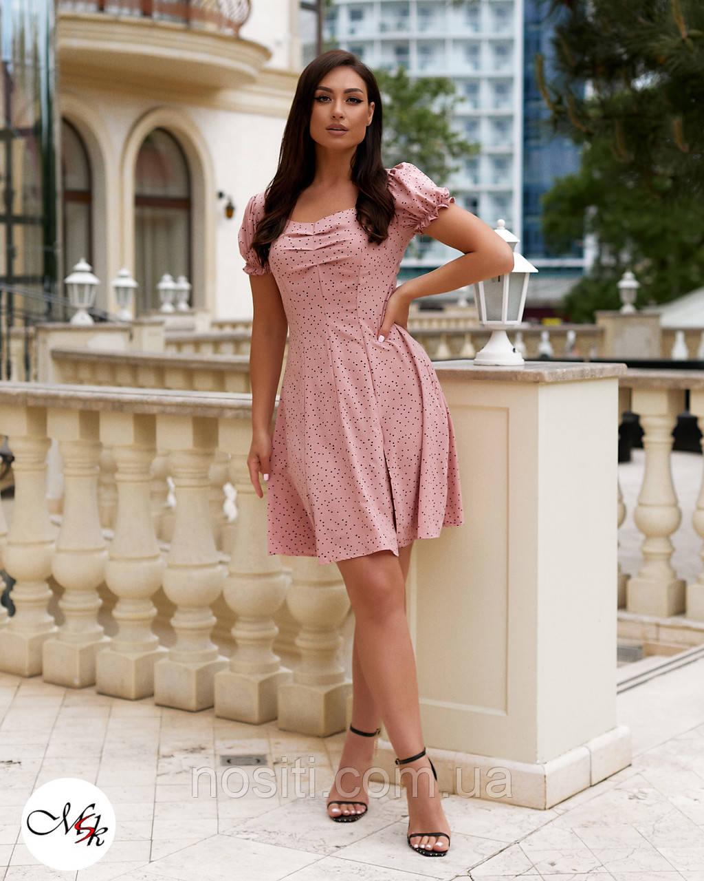 Сукня жіноча расклешонное до низу