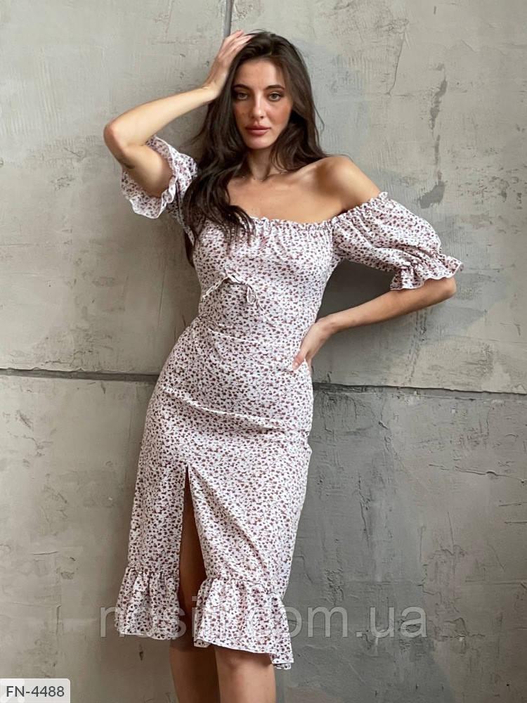 Сукня жіноча з глибоким вирізом