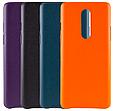 Шкіряний чехол для OnePlus 8 AHIMSA PU Leather Case (A), фото 2