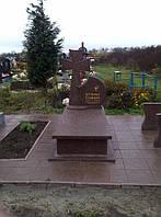 Крест на могилу № 863