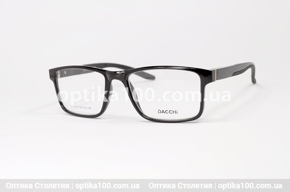 Чоловіча оправа для окулярів прямокутна . Дужки на флекс-системі. Зручна посадка