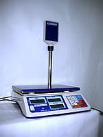Весы торговые настольные электронные Дозавтоматы ВТНЕ -15Т2К, фото 1