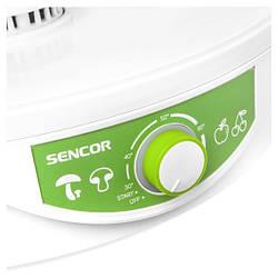 Сушка для фруктів та овочів Sencor SFD 2105WH (6687688)