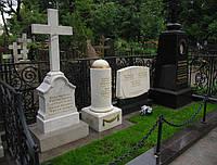 Крест на могилу № 882
