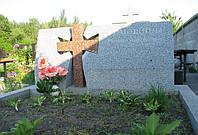 Крест на могилу № 8002