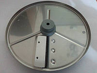 Диск 2 мм соломка 27599, J2X2 для овощерезки Robot Coupe CL30, 40