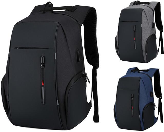 Шкільний рюкзак Bobby 2.0, 25 л, чорний, 4 кольори