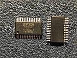 Мікросхема FT232RL SSOP-28 \ FTDI, фото 2