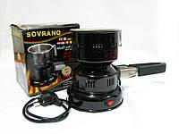 Печка Sovrano для кальяна для розжига кокосового угля. Новая, мощная