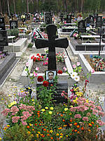 Крест на могилу № 8023
