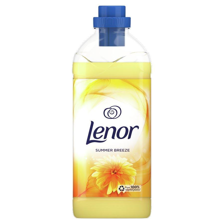 """Кондиціонер для білизни Lenor """"Золота орхідея"""", 33 прання (1155мл.)"""