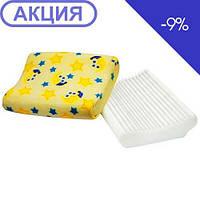 Ортопедическая подушка для детей ТОП-101 (Тривес, Россия)