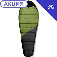 Спальник Trimm BALANCE JR kiwi green/dark grey 150