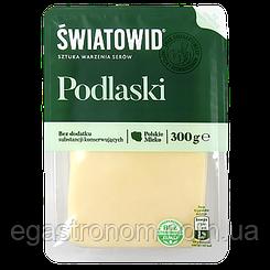 Сир нарізка Світовід підляський Swiatowid podlaski 300g (Код : 00-00006125)