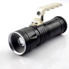 Ліхтарик ручної акумуляторний Zoom BL-801-9