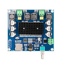 Усилитель звука HIFIDIY LIVE XH-A105. Bluetooth 5.0, 2x100W